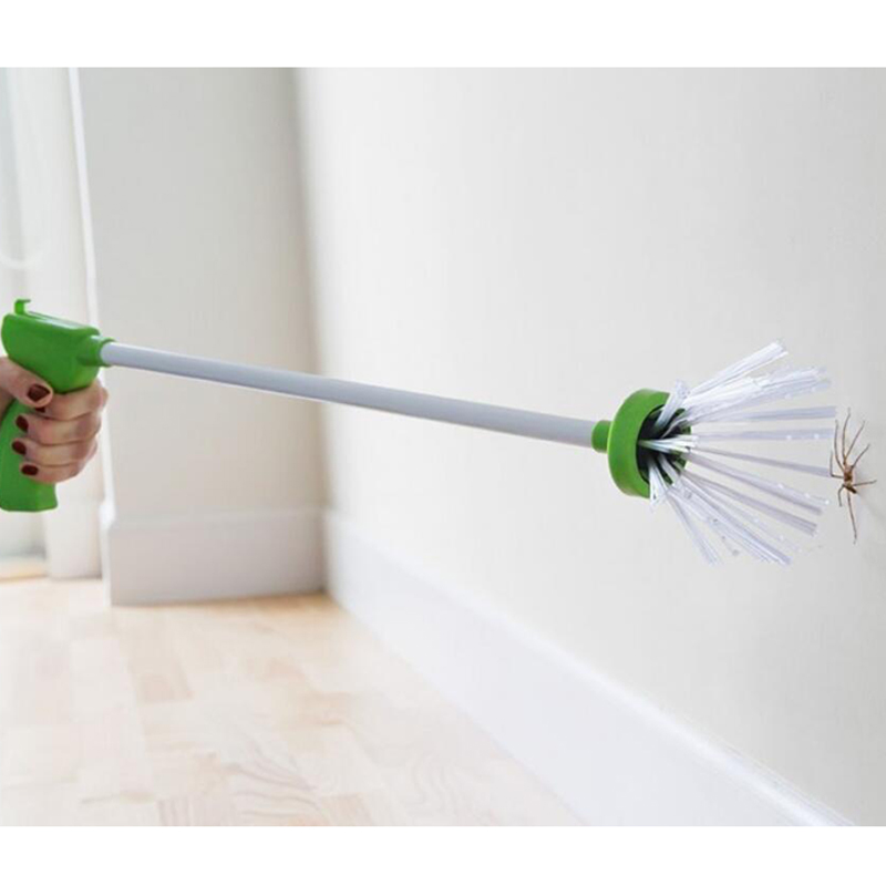 My Critter Catcher Long-Handled Insect Grabber Travel Eco Friendly Catch & Release Spiders And Insects