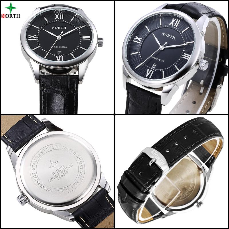 Wristwatch Waterproof Fashion Business