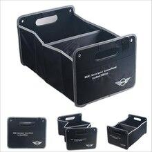 Автомобиль Стайлинг Багажника Складной Большой Емкости Ящик Для Хранения Транспортного Средства Для МИНИ Cooper R50 R52 R53 R55 R56 R57 R58 R59 R60 R61 R62
