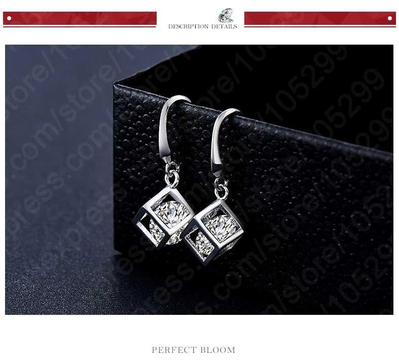 Heißer Verkauf Große Förderung Perle Schmuck Set Silber Hochzeit Zubehör Shiny Kristall Anhänger Halskette Ohrringe
