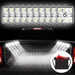 High Bright Cargo Camper 60 LED 12V 5730 SMD Low Consumption RV Interior Light Trailer Boat Lamp Ceiling For Car Van#292140