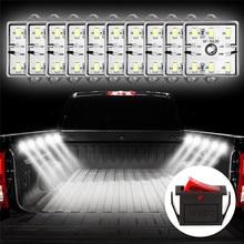 Lampe dintérieur pour camping Car, camping Car, lampe de plafond pour voiture Van, 60 LED 12V 5730 SMD, faible consommation et luminosité, pour camping Car, remorque, bateau, #292140