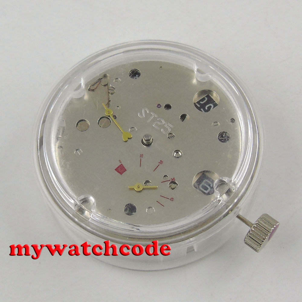 ST2530 automatic mechanical mens classic vintage watch movement M19