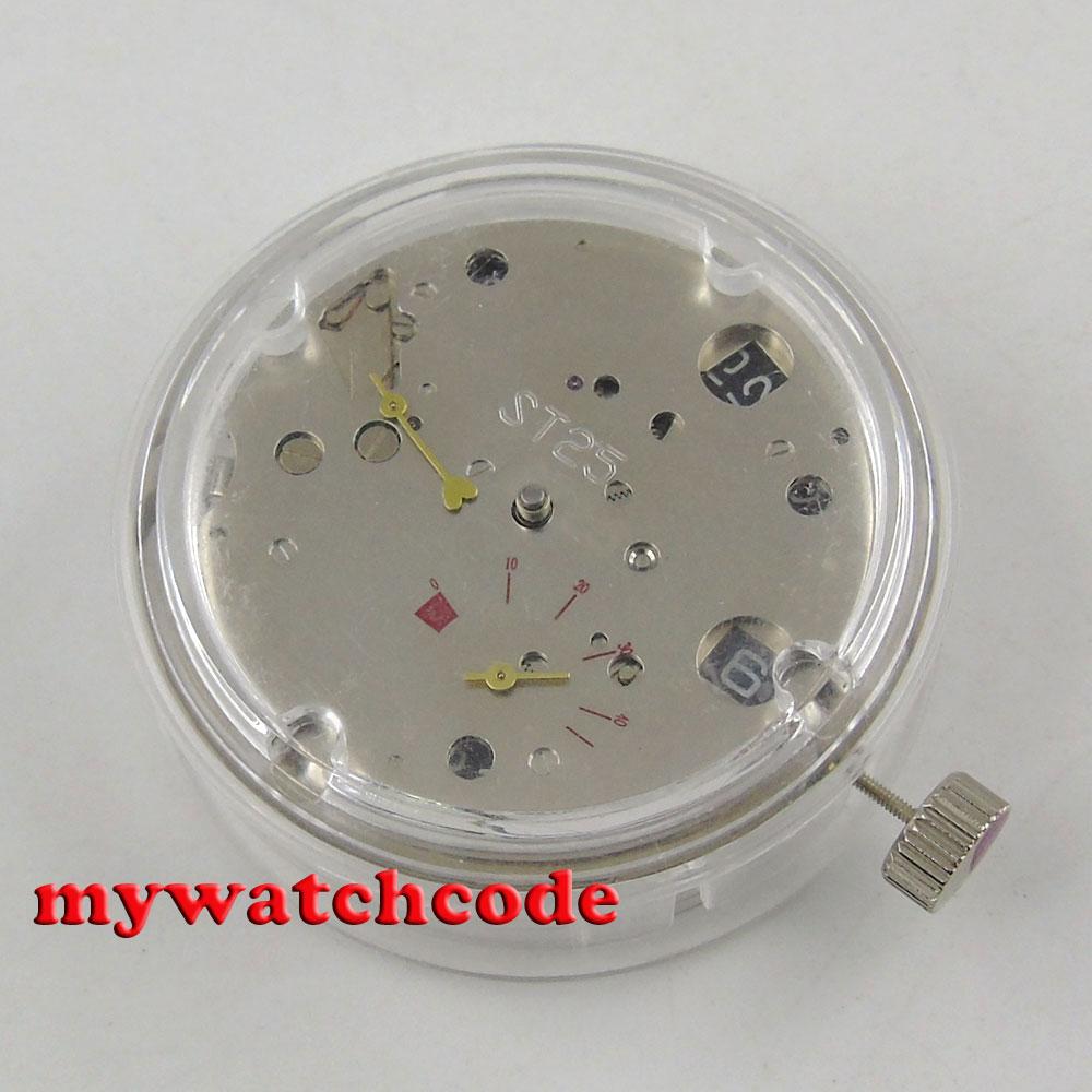 ST2530 automatic mechanical mens classic vintage watch movement M19ST2530 automatic mechanical mens classic vintage watch movement M19