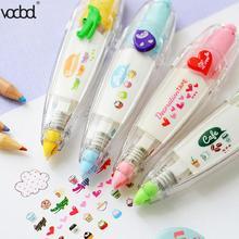 Stationery Correction-Tap Decorative-Pen Scrapbooking School-Supplies Students VODOOL