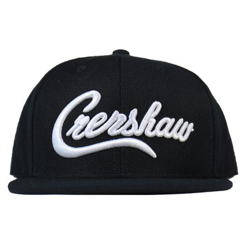 Dropshipping Brand Cotton Nipsey Hussle   Cap   Crenshaw Snapback Hat High Quality   Baseball     Cap   For Men And Woman Hip Hop Cotton Hat