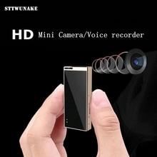 STTWUNAKE mini camera 1080P HD DV Professional digital voice video recorder dictaphone small micro sound home secret