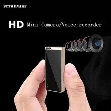 Sttwunake Mini Camera 1080P Hd Dv Professionele Digitale Voice Video Recorder Dictafoon Kleine Micro Sound Home Secret