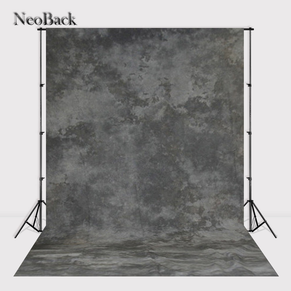 NeoBack new  10x10ft 10x20ft crush dyed abstract old master grey tone muslin backdrops studio photo backgrounds C1068 2016 free shipping 10x10ft 10x20ft crush dyed abstract old master painted muslin backdrops studio backgrounds cma7034
