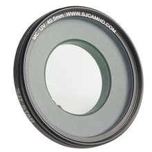 Original SJCAM SJ7 Star MC UV Lens 40.5mm + Protection Cap Anti-Scratch Lens UV Filter Lens For SJCAM SJ7 Star 4K Action Camera