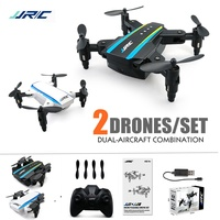 2 Droni/Set Jjrc H345 Mini Drone Rc Quadcopter-axis Rc Helicopter Quadrocopter Rc Drone Giocattoli Per I Bambini Dron Copter