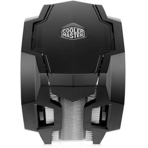 Image 4 - Cooler master 6 cobre radiador cpu, cooler t610p para intel 1155 1156 amd am4 cpu radiador 12cm rgb 4pin ventilador de cpu de refrigeração, pc silencioso