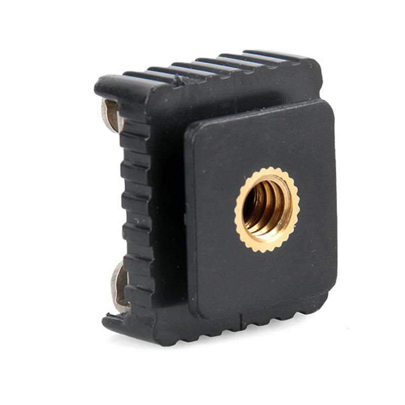 f8bd27ff82 Mayitr 1pc Metal Flash Hot Shoe Mount Adapter to 1 4