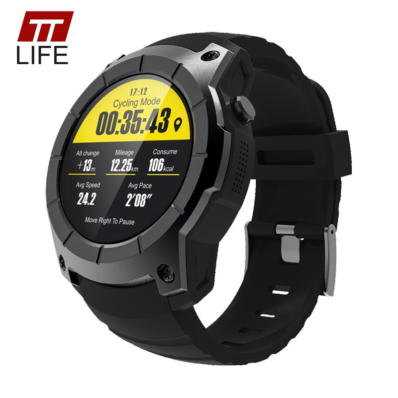 TTLIFE Men GPS Locator S958 Smart Watch Waterproof Women Watches Fitness Tracker Call Reminder Smart Bracelet Relogio Masculino wireless service call bell system popular in restaurant ce passed 433 92mhz full equipment watch pager 1 watch 7 call button