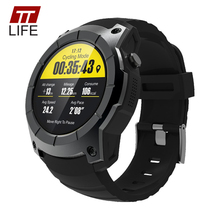 TTLIFE Men GPS Locator S958 Smart Watch Waterproof Women Watches Fitness Tracker Call Reminder Smart Bracelet Relogio Masculino