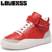 LOVEXSS 2017 Womens Winter Sport Shoes Woman Brand Keep warm Women's Sneakers Outdoor Athletic Walking Sport Shoes For Women