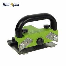 ПВХ Пластиковые напольные строительные инструменты для лоскутного шва рыхлитель шва, BateRpak виниловый пол бесшовный нож