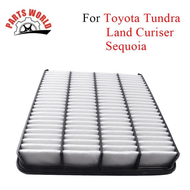 Auto Teile Motor Luftfilter Für Toyota Tundra/Land Cruiser/Sequoia ...