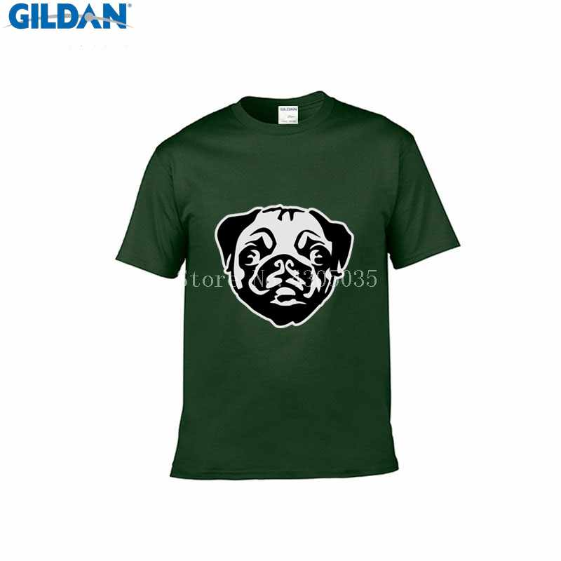 88549049 Costume Pug T Shirts For Men Classical Pug Men T Shirt Interesting  Streetwear Original Tee Shirt Round Collar Hip Hop-in T-Shirts from Men's  Clothing on ...
