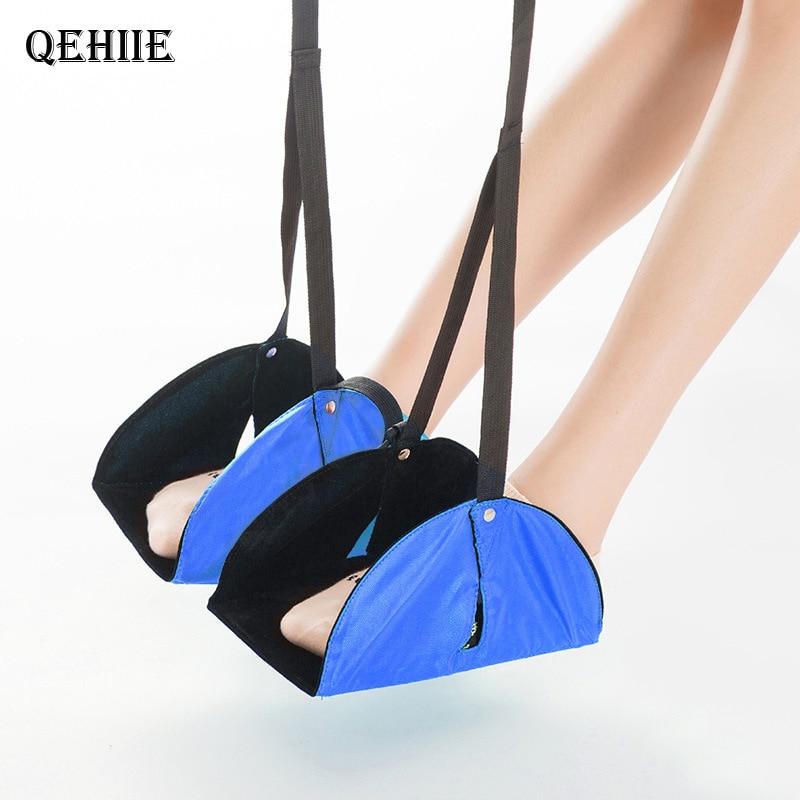 QEHIIE márka utazási párnát, hogy elkerüljék a hosszú láb is - Utazási kellékek
