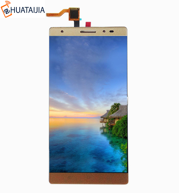For LENOVO Phab 2 Plus LCD Tested Original For LENOVO PB2 670N Phab 2 Plus PB2 670 Display Touch Screen Replacement Parts