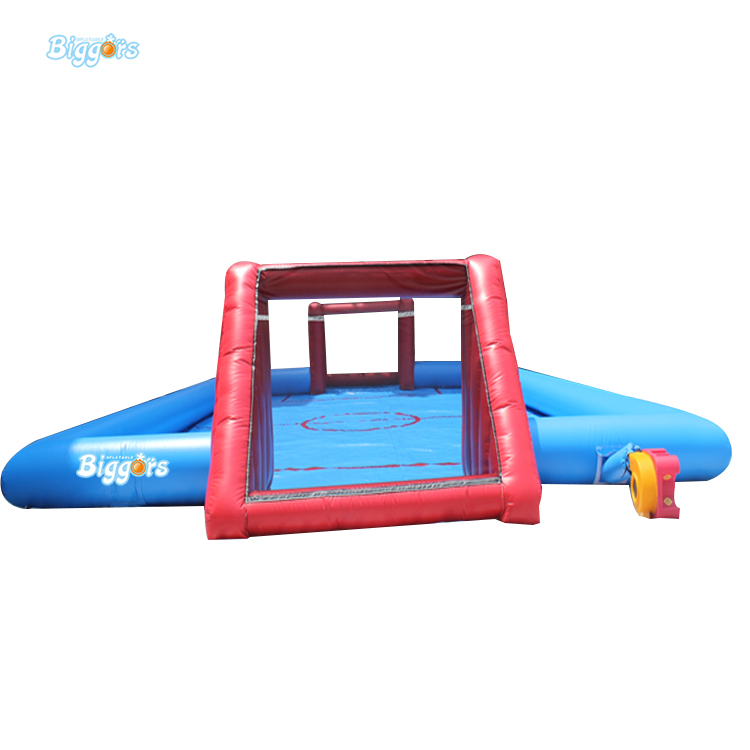 Inflatable Biggors Best Selling Inflatable Soccer Course Inflatable Football Dart For Outdoor Games