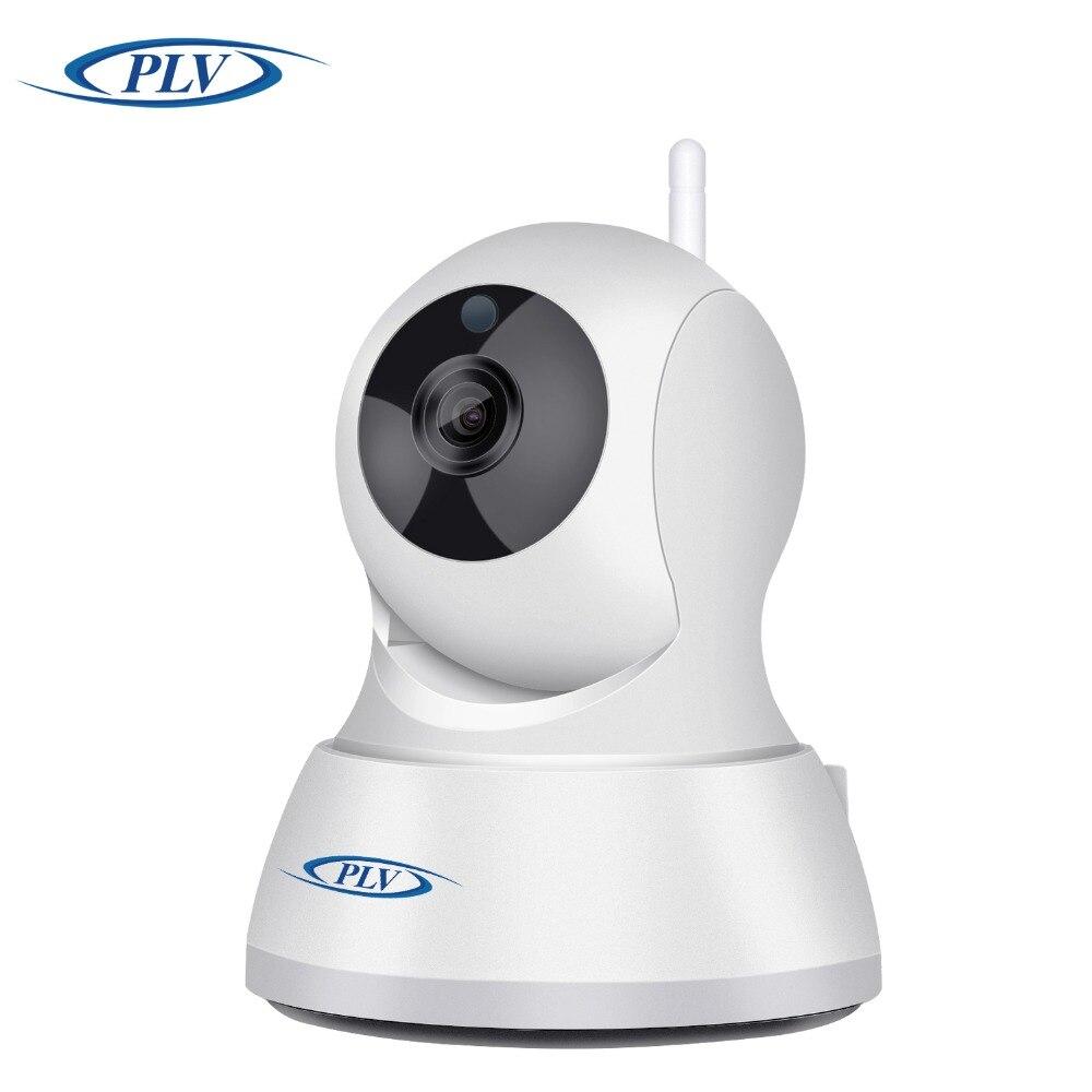 PLV дома безопасности IP Камера Wi-Fi Беспроводной мини сети Камера наблюдения Wi-Fi 720 P Ночное видение CCTV Камера Видеоняни и Радионяни