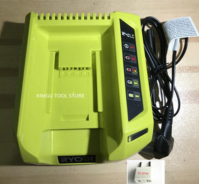 220 240V Charger Ryobi 36V 40V bcl3620  BCL3620S OP400 OP401 Bricolage 4892210127433
