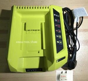Image 1 - Зарядное устройство Ryobi, 220 240 В, 36 В, 40 в, bcl3620, BCL3620S, OP400, OP401, Bricolage 4892210127433