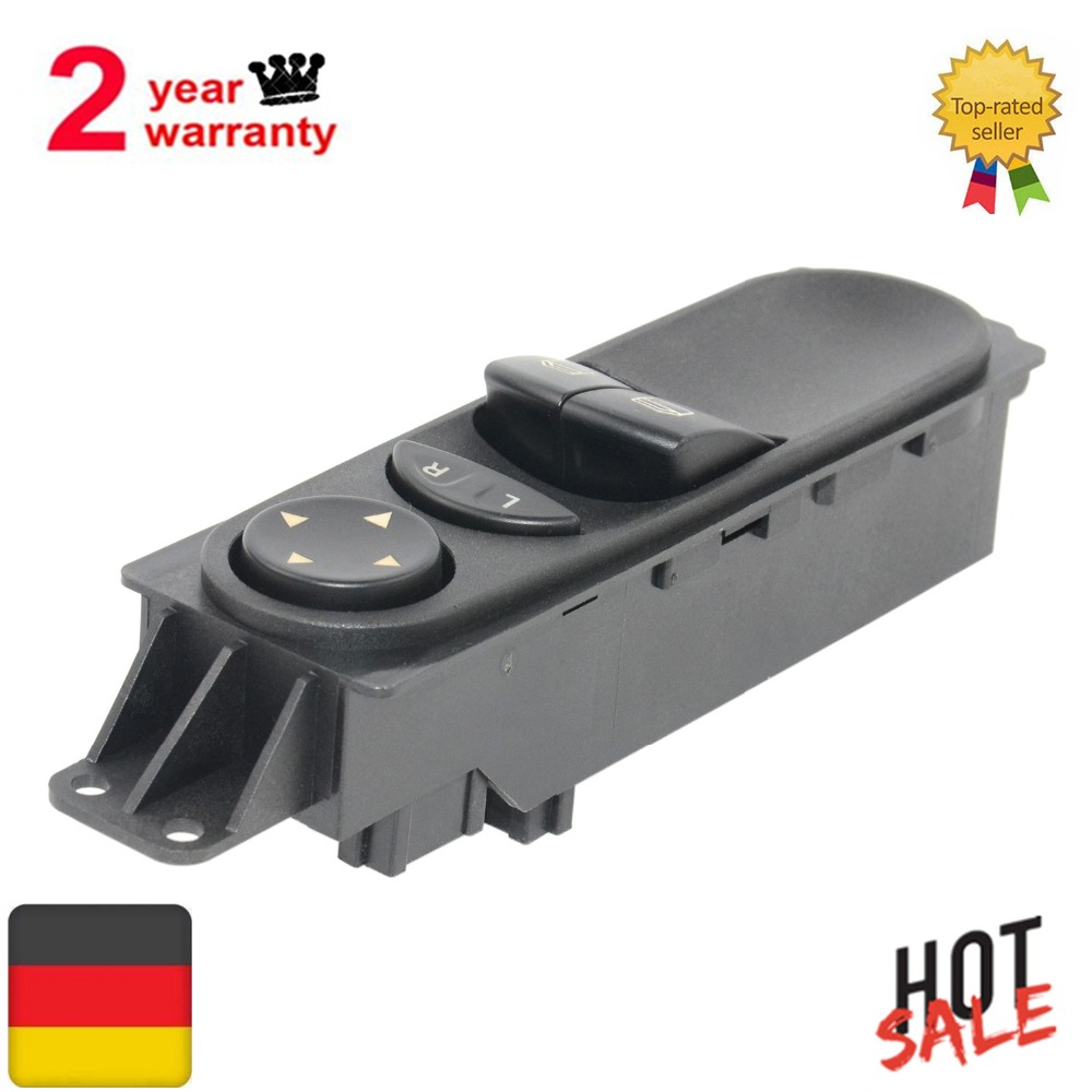 AP01 FRONT LEFT Master Power Window Switch  For VW Crafter Mercedes Dodge Freight Linear Sprinter W906 9065451213 9065450213