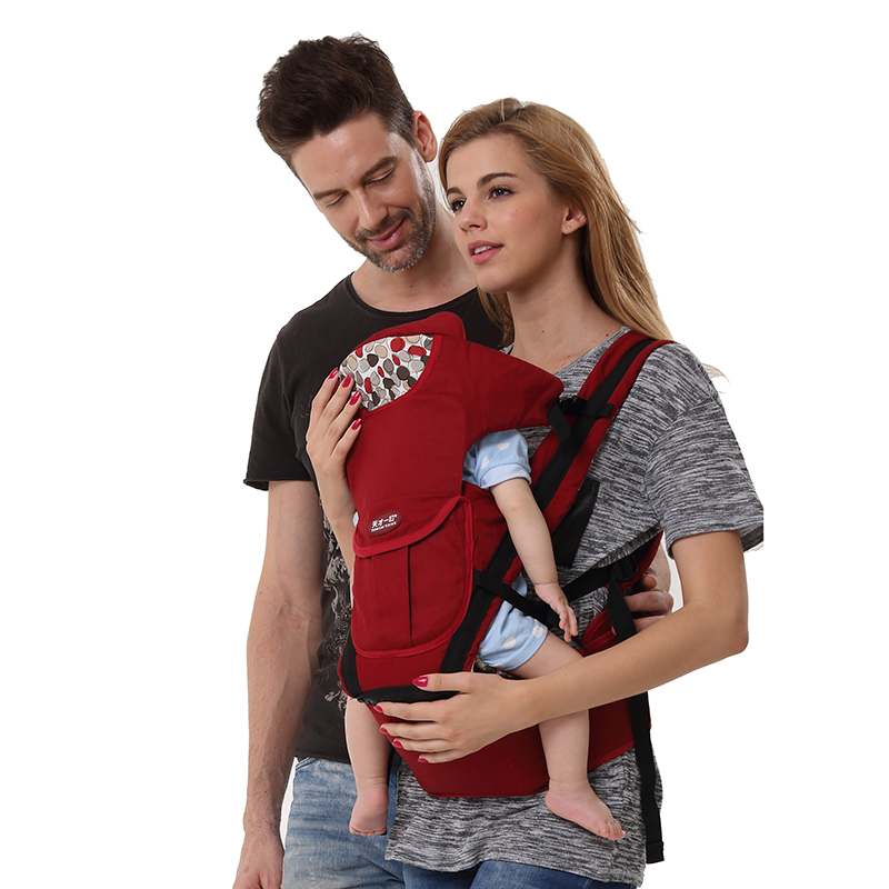 ФОТО Newly Launched Baby Carrier Infant Cotton Multifunctional Bag Children Hold Strap Belt Baby Backpack Safety Hip Seat Waist Stool