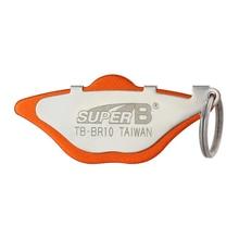 hot deal buy super b tb-br10 brake caliper alignment tool to set a gap for tuning disk brake system bike bicycle repair tools for mtb