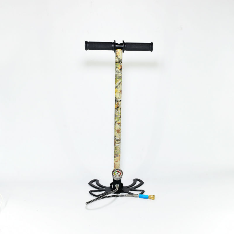 AC8039 4500psi PCP надувной hp ручной воздушный насос трехступенчатый насос сжатого воздуха для пейнтбола pcp духовое ружье Охота Аксессуары