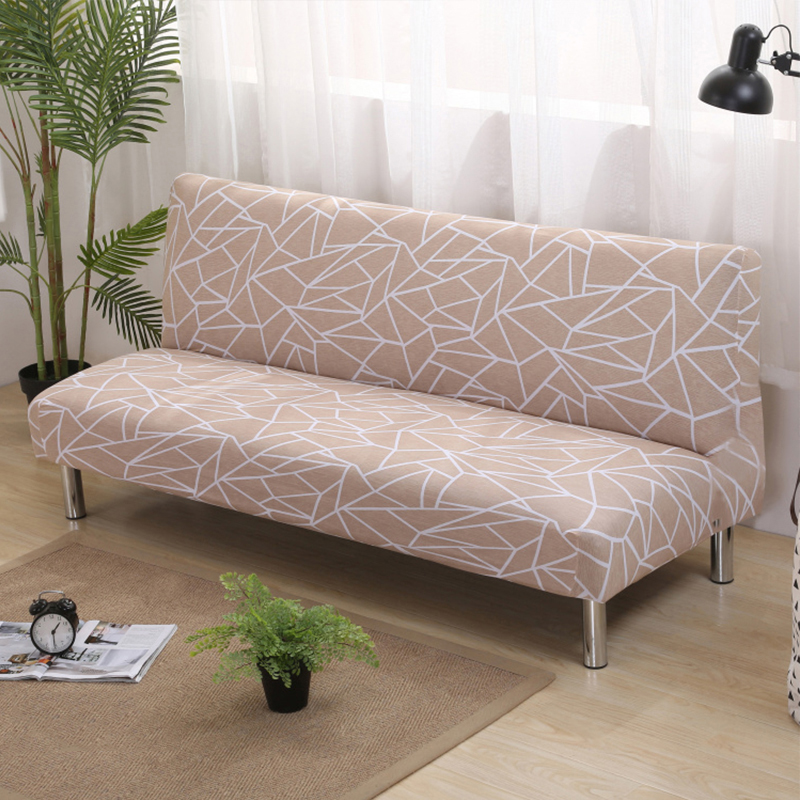 Armless Sofa Bed Without Armrest Sofa Cover Couch Cover