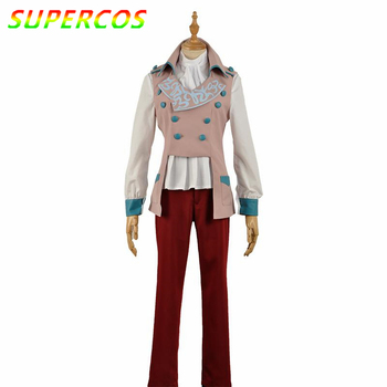 A3 winter group Mikage Hisoka Cosplay Costume Anime Halloween Party Free shipping