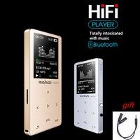 HIFI Lossless Bluetooth 4 0 MP3 Player Recorder FM Video E Book 8GB Radio Sport Wireless
