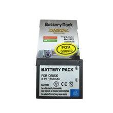 DS8330 Li-ion Battery pack 8330 baterias de lítio DS 8330 Para Pentax A350 SL83 E1000 W800 83 S Z5 câmera Digital bateria
