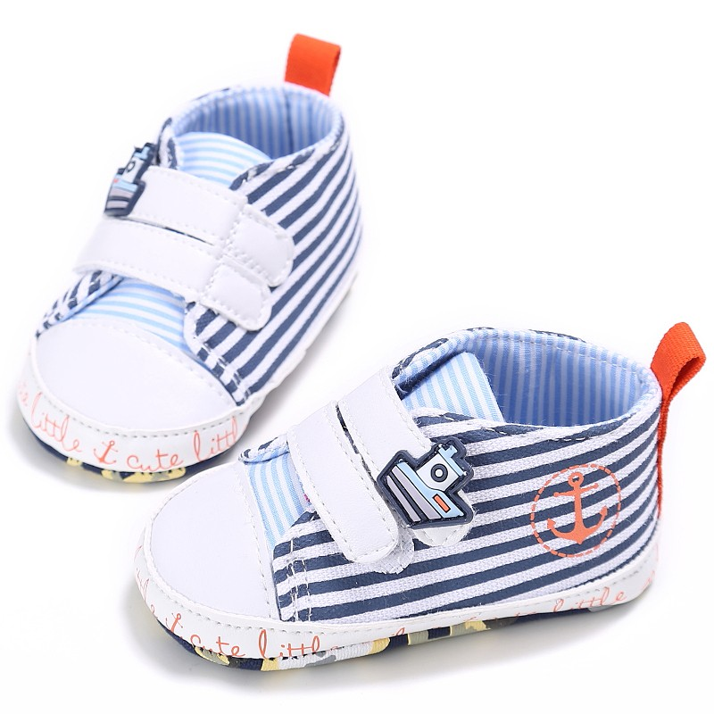 Baby Shoes Kids Boys And Girls Shoes Sneakers Children Baby Infant Soft Bottom First Walkers 0-18M P2
