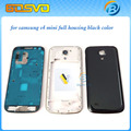 100% Original replacement for samsung for galaxy s4 mini i9190 i9195 full housing cover case+buttons 1 piece free shipping+tools