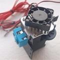 Набор экструдеров Titan Aero V6 hotend reprap 3D для обновления принтера Titan Aero набор экструдеров 1 75 мм/3 мм 12 В/24 В 40 Вт Быстрая доставка