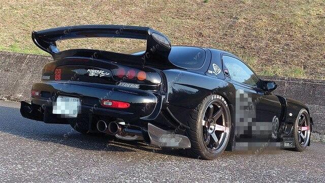 Fd3s carbon fiber