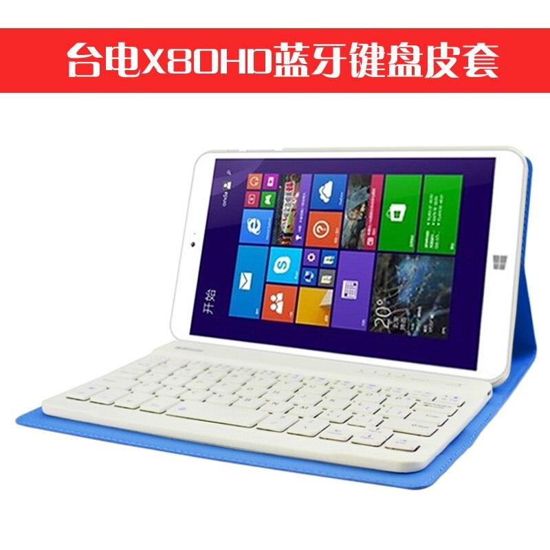ФОТО Original 8 Inch Teclast  x80hd Tablet PC Bluetooth Keyboard Case   Teclast  x80hd keyboard case Teclast  x80 plus keyboard case