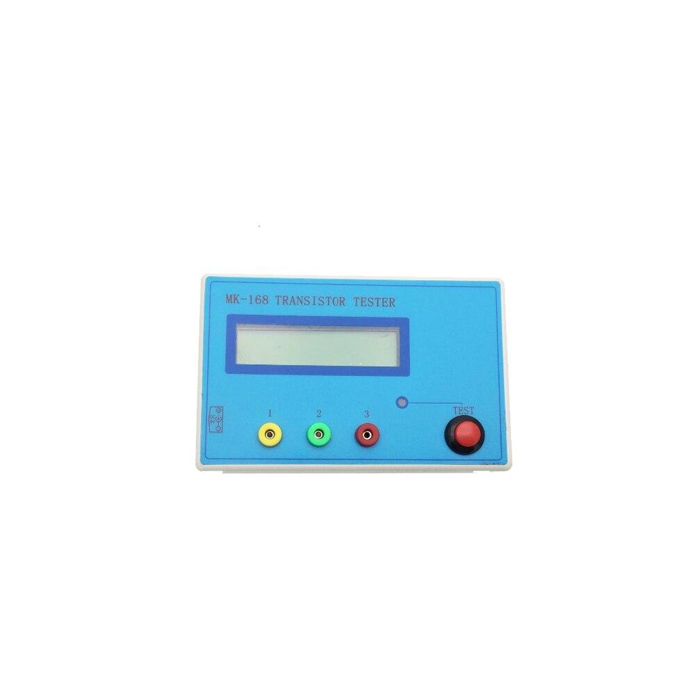 Transistor Tester NPN PNP MOSFET Diode Tester Capacitor ESR Resistor ...