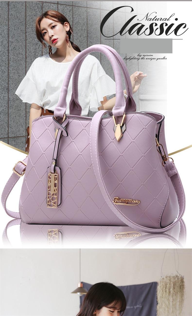 Bolsa feminina nova moda casual designer senhoras