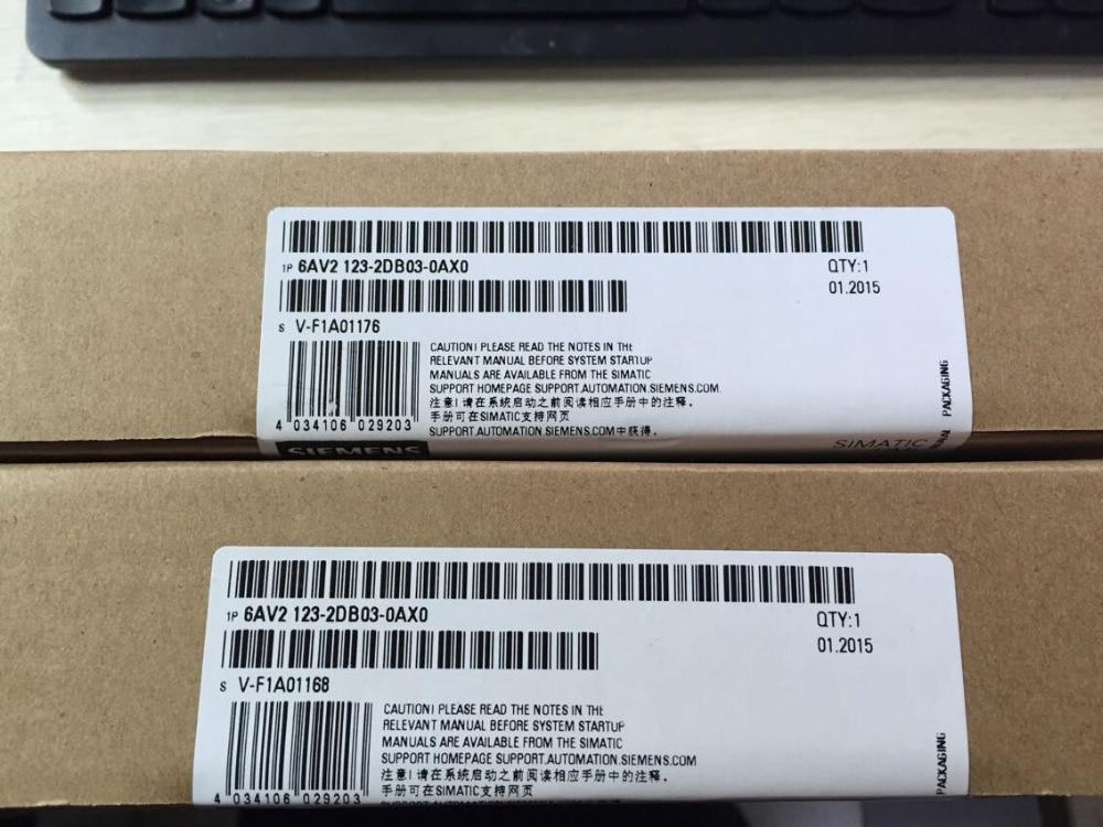 все цены на Original 6AV2123-2DB03-0AX0 HMI, NEW SIMATIC Touch Panel 6AV2 123-2DB03-0AX0, KTP400 BASIC 6AV21232DB030AX0,6AV2 123 2DB03 0AX0 онлайн