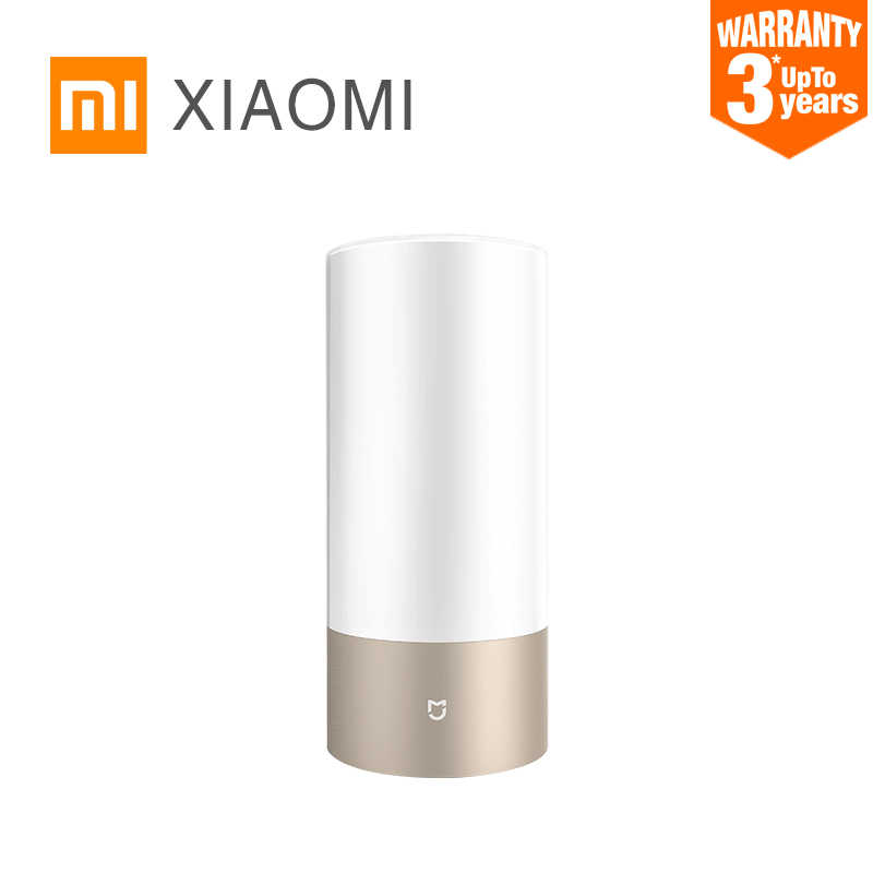 Xiaomi Mijia Bedlampje MJCTD01YL Smart Led Tafellamp Draagbare Desk Night Lights Indoor Slaapkamer Bluetooth App Touch Control