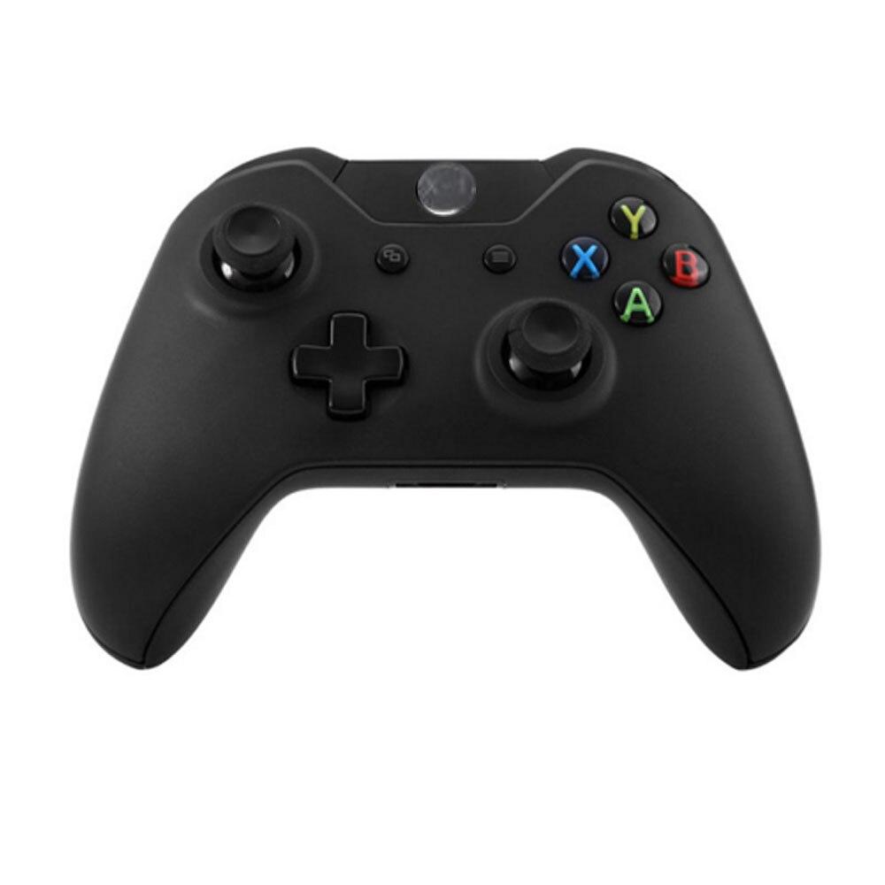 Livraison gratuite 1 pcs 2018 nouveau sans fil Gamepad Controller pour Microsoft XBOX UN Joystickfor PC Windows 7/8/10 avec casque