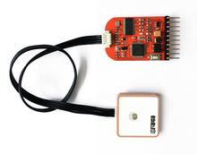 FPV S2 OSD Barometer Version OSD Read NAZA Data Phantom 2/IOSD OSD/ Barometer with 8M GPS mini n3 osd module for dji phantom can port osd replace dji iosd mini multicopter for dji phantom 2 2 naza v2