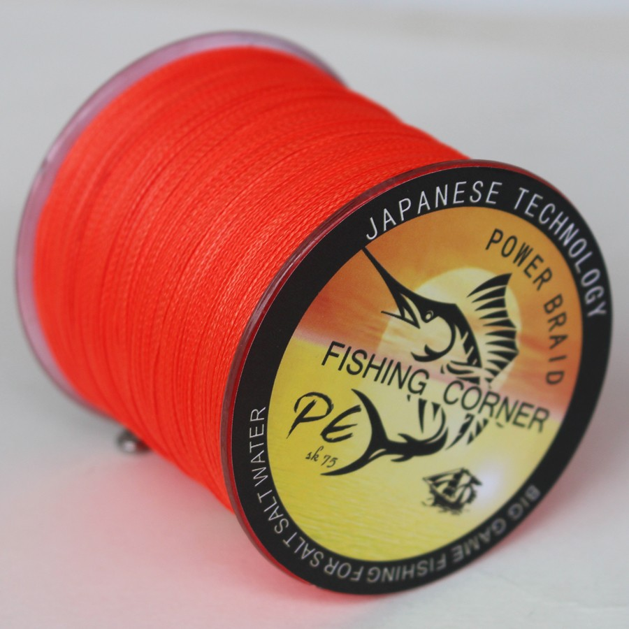 Gaining Braided Line 8 Strands Braided Fishing line 500m Multi Color ...