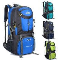 Hiking Backpack 40L 50L 60L Rucksacks Waterproof Backpack Men Women Outdoor Camping Backpack Travel Large Sport Bags